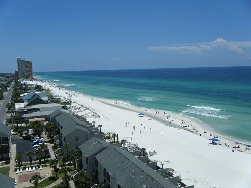 Regency Towers 1224 - Amazing view from this 3 bedroom PCB condo that sleeps 8!  Recently remodeled!