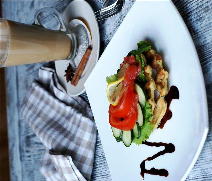 Диетические ПП вафли из кабачка - диетические блины / диетические вафли - Полезные рецепты - Правильное питание или как правильно похудеть