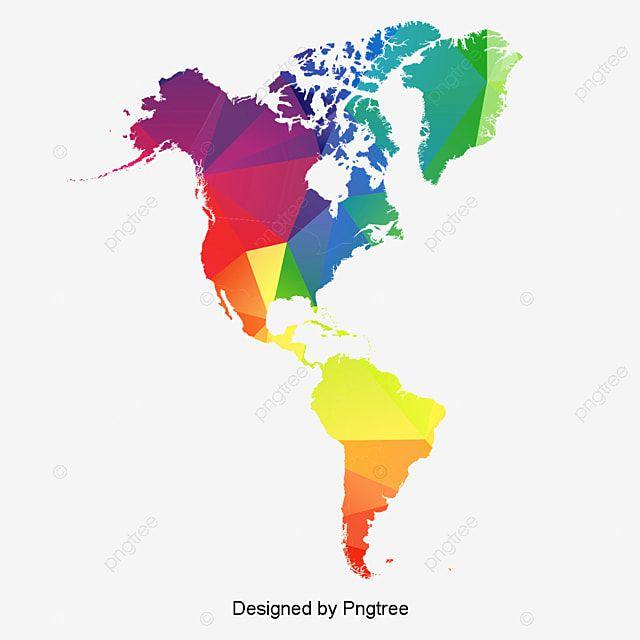 America Del Sur Mapa Estados Unidos Mapa Vector Material Vector De Mapa America America Del Sur Png Y Psd Para Descargar Gratis Pngtree South America Map America Map United States Map
