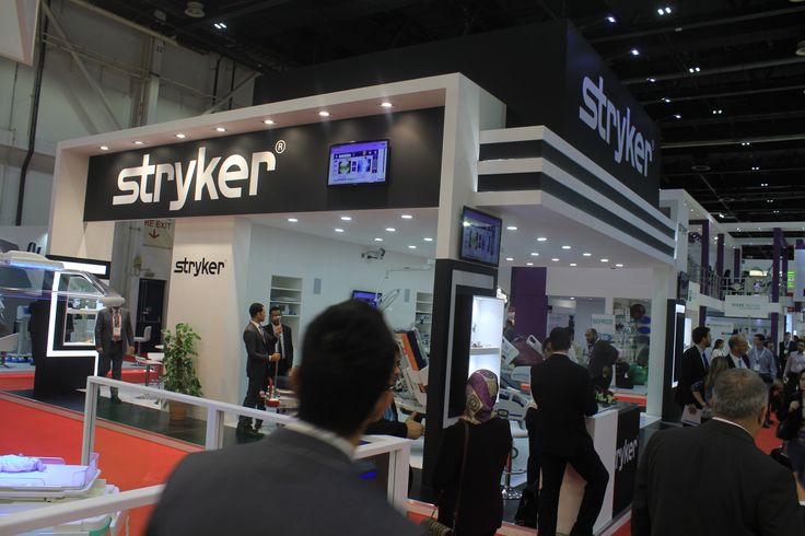 Exhibition Stall Designs D : Stryker booth exhibition ideas pinterest