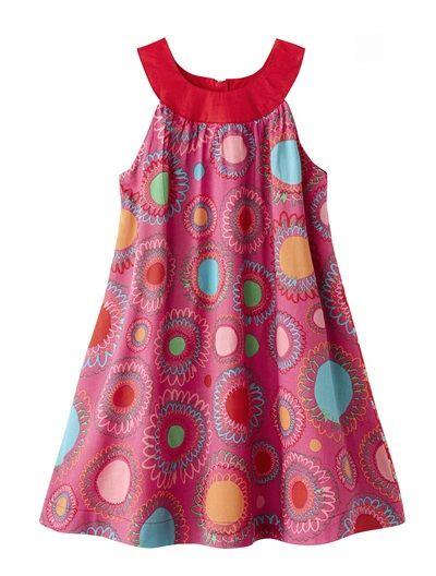 #Vestido para #niña.