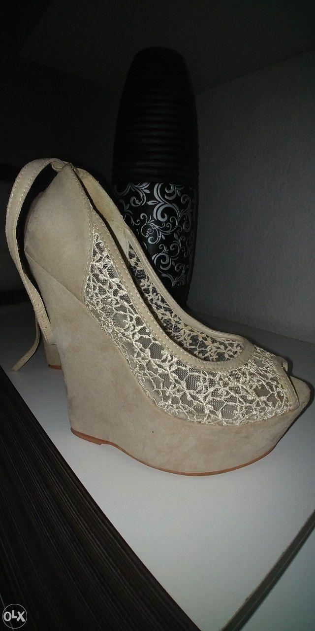CIPELE - SANDALE - Odjeća i obuća - Štikle - Srebrenik - OLX