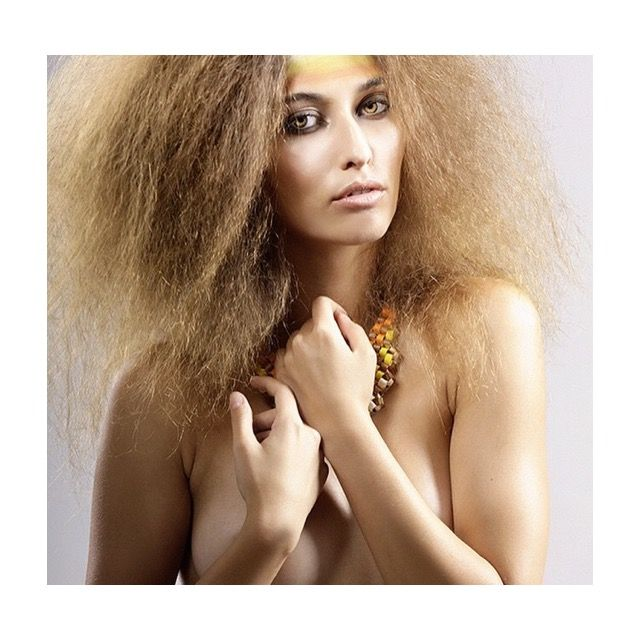 Photographed by Tomek Tomkowiak, makeup & hair Klaudia Kaka Klimowicz