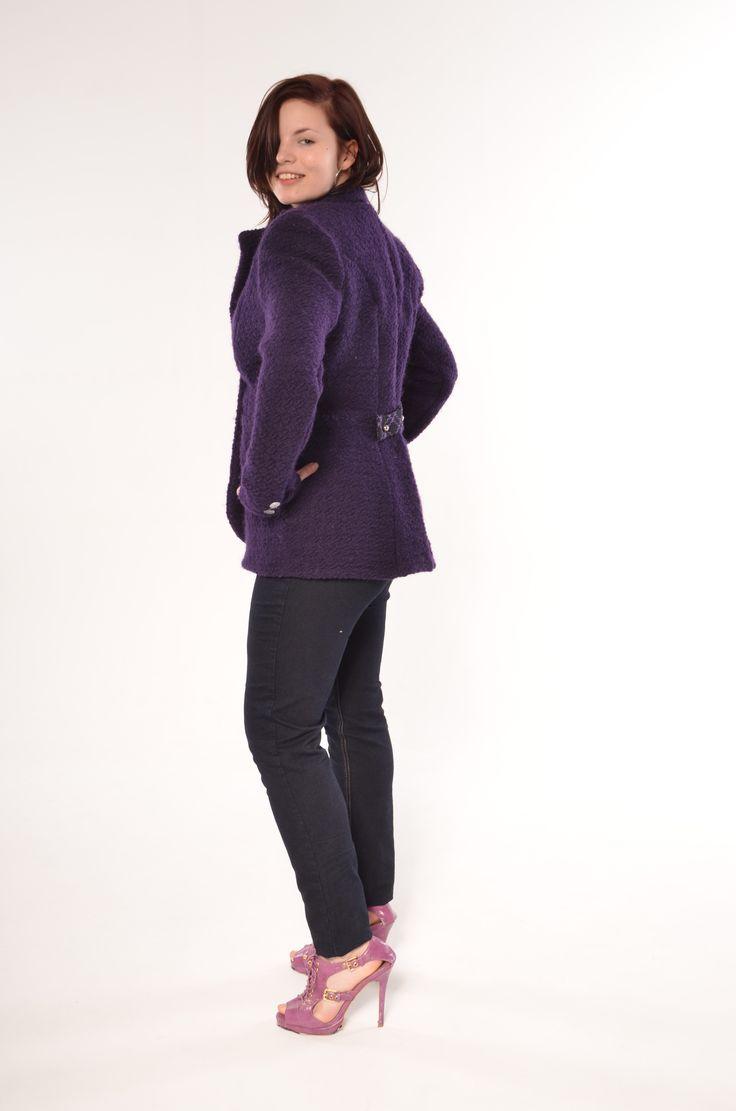 dressage coat side/back