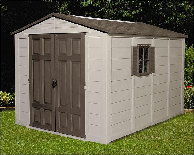 182 best lifetime storage sheds images on pinterest for Resin storage sheds
