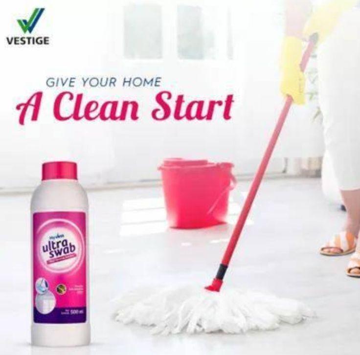 Vestige Hyvest Ultra Swab Floor Cleaner Vestige Cleaners