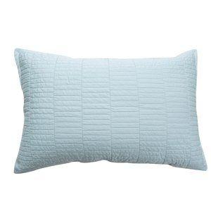 Iris Duck Egg Pillow Sham