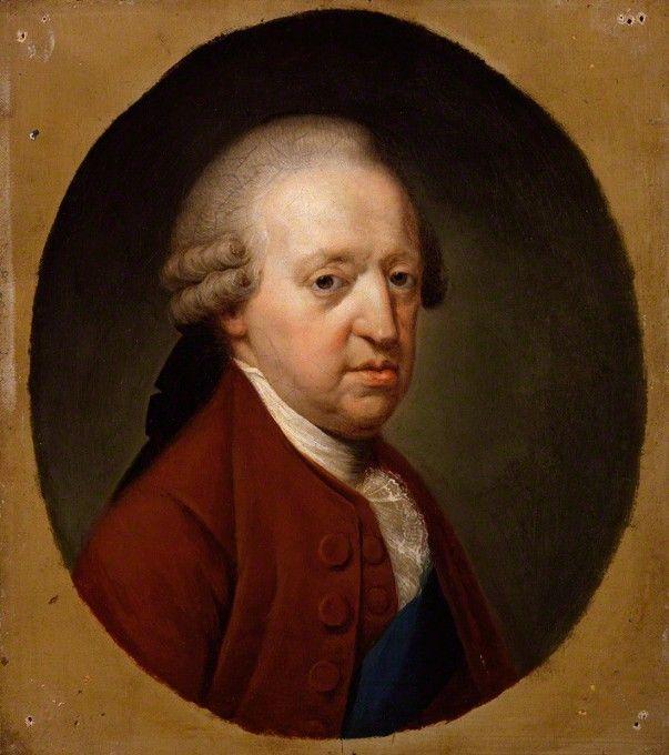 Prince Charles Edward Stuart, by Hugh Douglas Hamilton (c.1785) © National Portrait Gallery, London