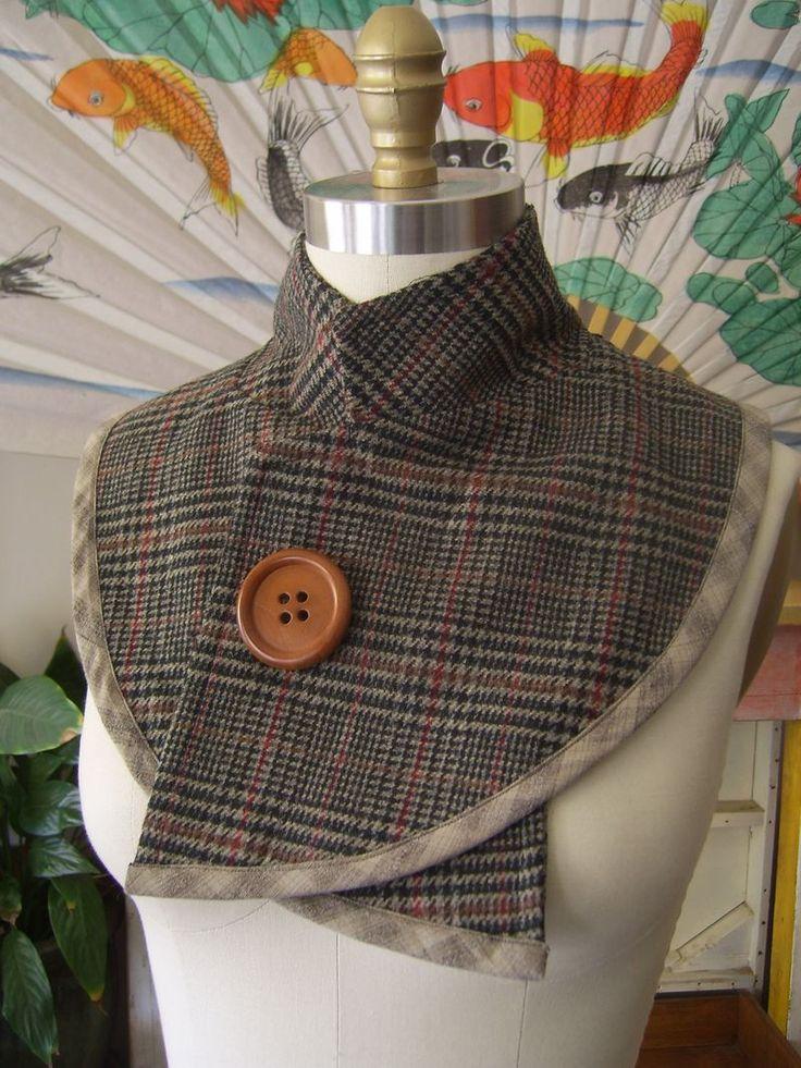 upcycled men's coat?