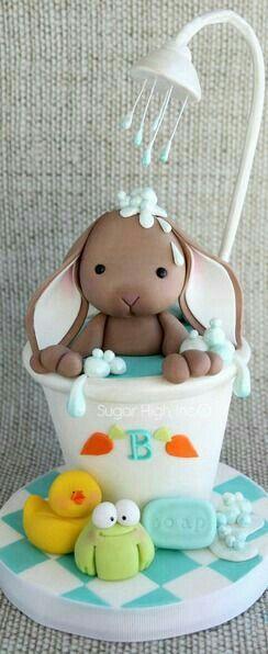 Idée de gâteau pour les enfants. _ Cake idea for children.