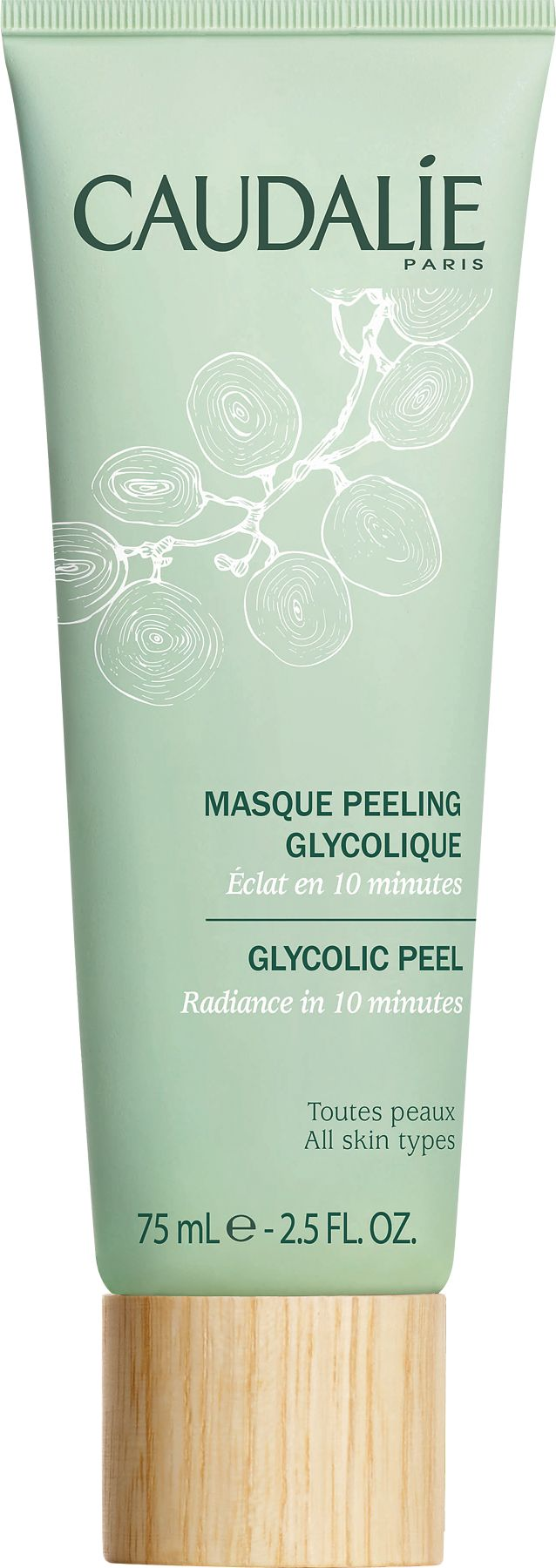 I love this 2 a week 10 minute Caudalie Glycolic Peel Mask!!