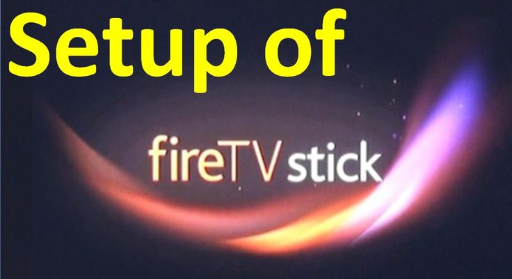 How to setup Fire TV stick on your HD TV to convert it into a Smart TV