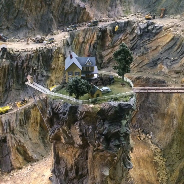 Take a Ride on 9 of the Most Incredible Model Trains in the World | Atlas Obscura