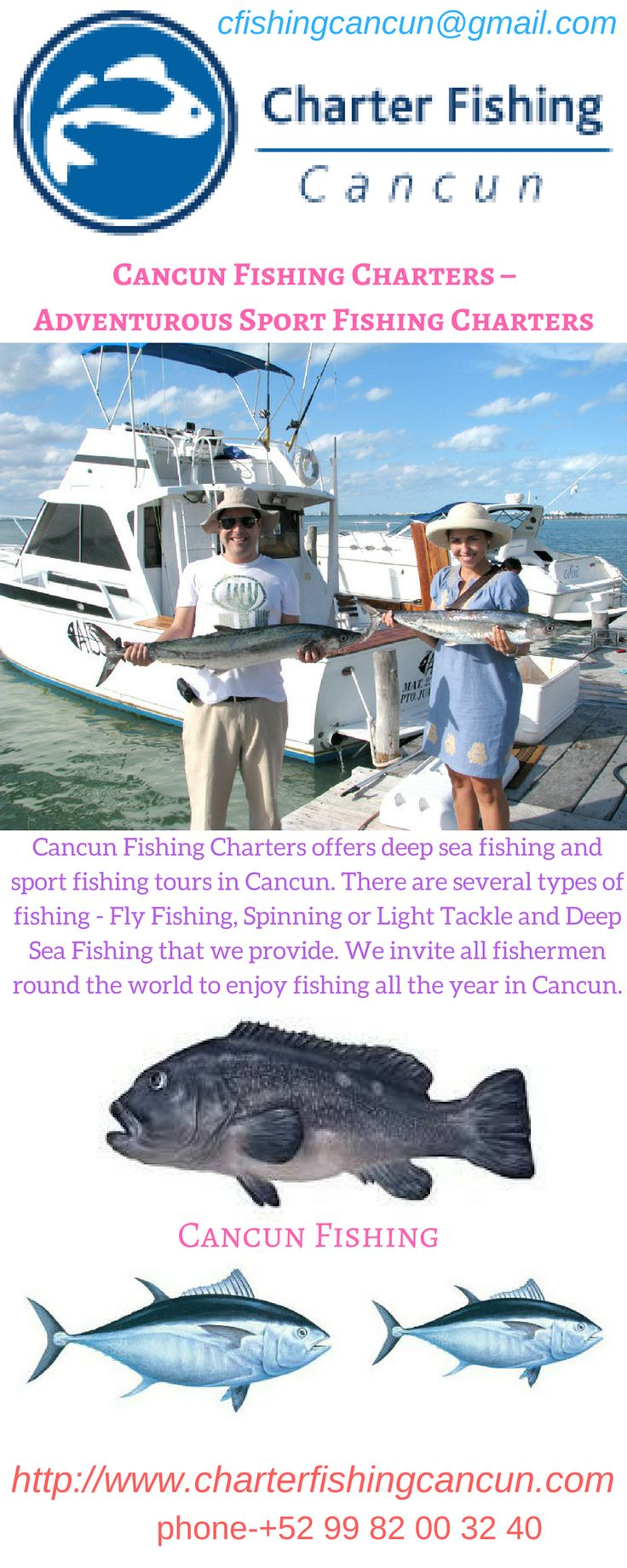 7 best charter fishing cancun images on pinterest cancun