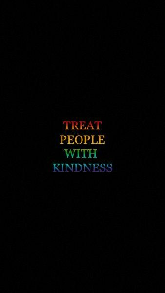 Harry Styles || Treat People With Kindness