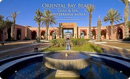 Saidia Oriental Bay Beach Golf & Spa 5*