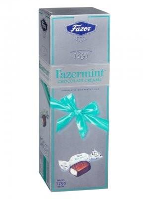 Karl Fazer Fazermint 775 g, ca. 7.5 g/pc = 103 pcs. 109,-