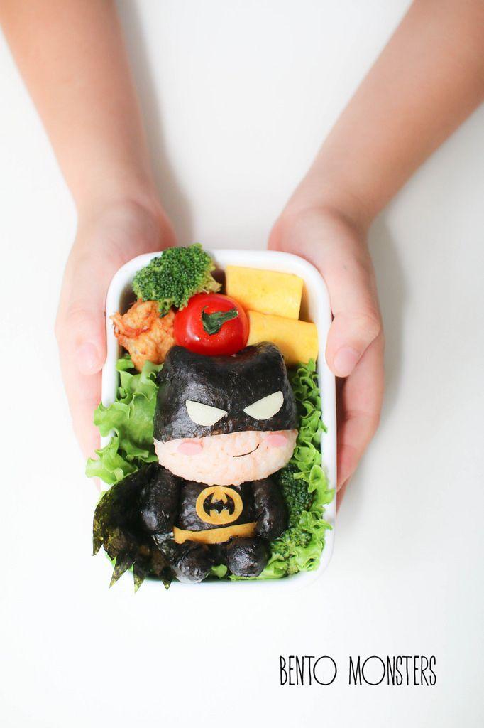 Batman V Superman Bento | Bento Monsters