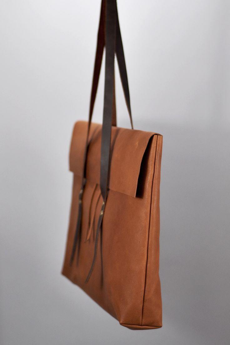 Vertical Laptop Bag