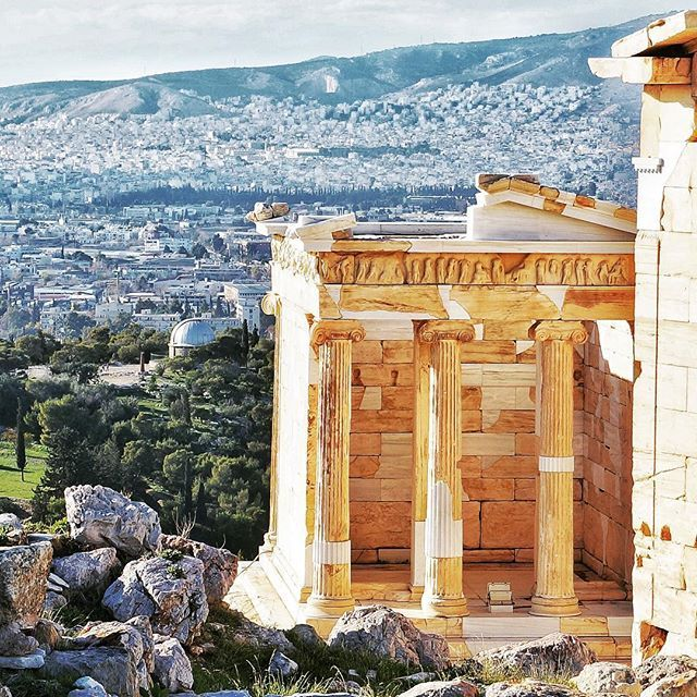 the temples within the walls of the acropolis of athens Erechtheion: temple within the acropolis - see 2,439 traveler reviews, 1,254 candid photos, and great deals for athens, greece, at tripadvisor.