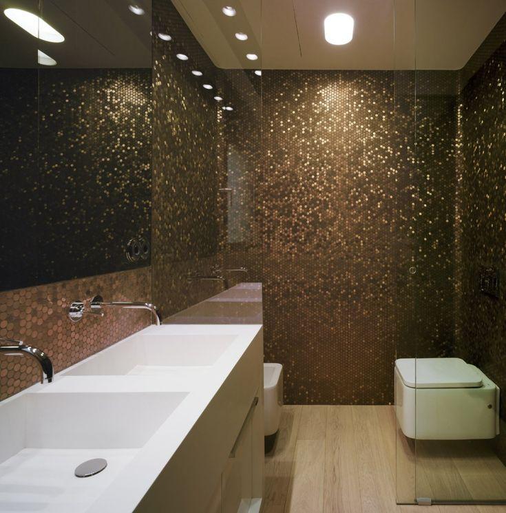 Disco tiles again! -->Athic Refurbishment | Clavel Arquitectos. #mosaic