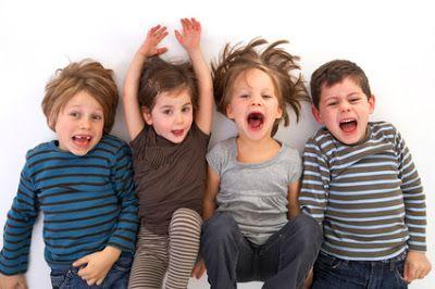 Μικρή Αγκαλιά: Παιχνίδια για Υπερκινητικά Παιδιά