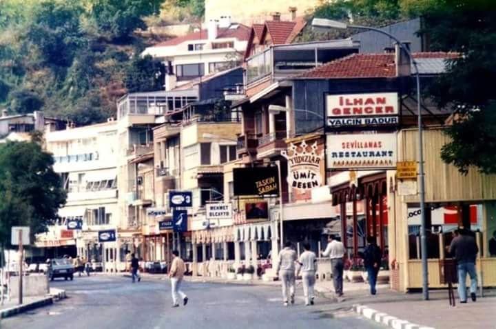 Tarabya (1980'ler) İstanbul