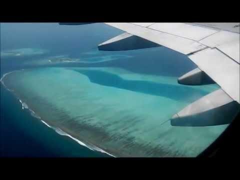 Wanderlust : Maldives Part 1 - Reaching K.Maafushi.wmv