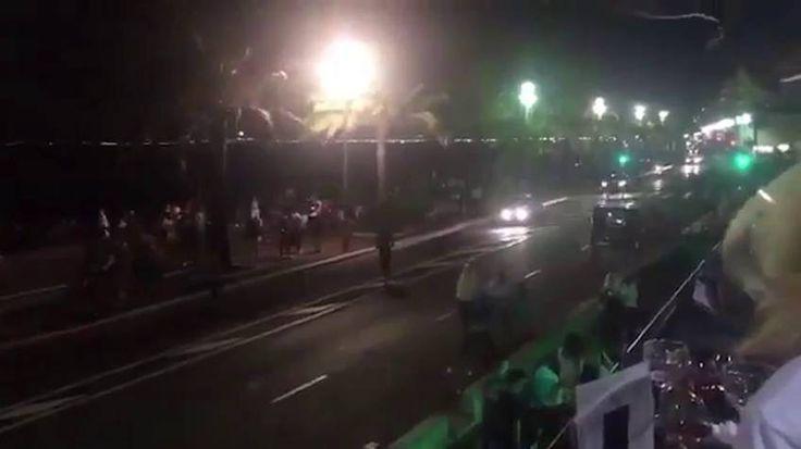 Atentado en Niza: Decenas de muertos en Niza por un ataque terrorista con un camión   Internacional   EL PAÍS