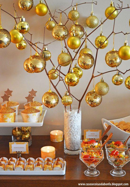 Ano Novo dourado!!!