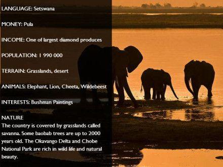Botswana-Facts-Gallery