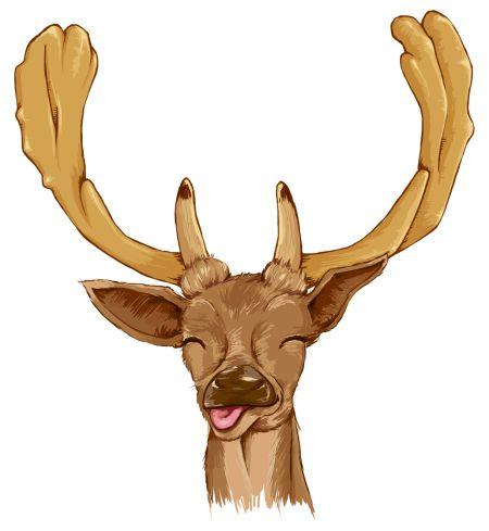 Oh my deer design by Sweet Beet | Teequilla