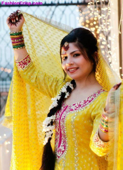 Mehndi Ceremony Hairstyles : Best images about haldi ceremony floral jewelry on