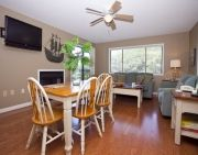 Enjoy the beautiful sunny Beach at a great vacation condo at Caswell Beach.....visit Margaret Rudd  Realty's Web page....oak Island NC