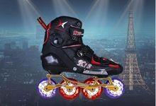 US $206.99 High quality!2017 NEW Powerslide Adult Professional Inline Skates Roller Skating Shoes Slalom Sliding FSK Carbon Fiber Patines. Aliexpress product