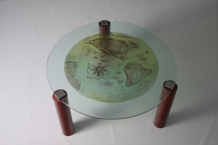 Designer Tables - ST4B