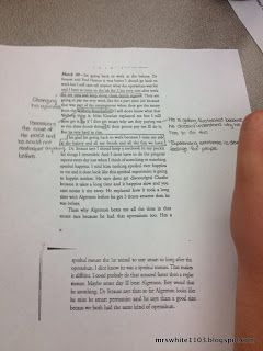 Change the way you read novels in class -- and 500 other awesome ideas for ELA HS teachers!! LOVE!!