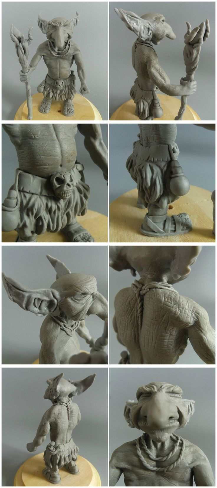 Kixaz the Goblin Shaman