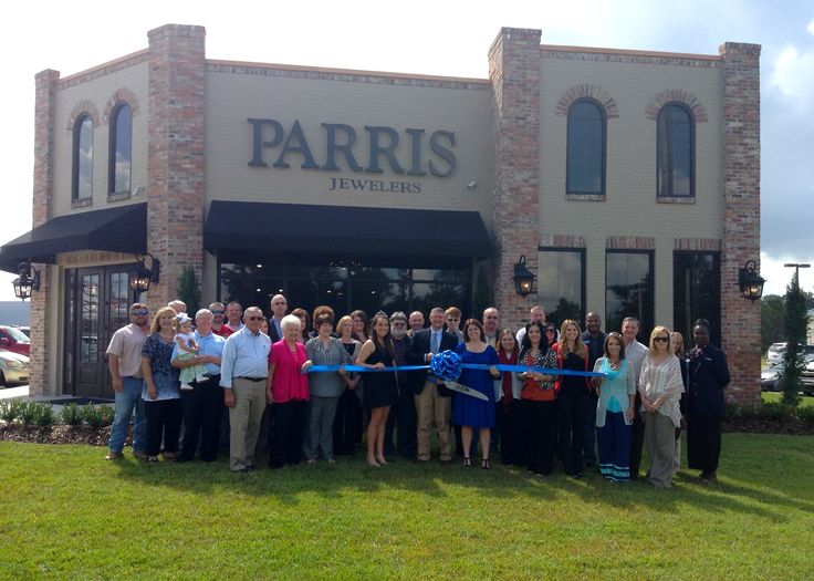 Ribbon Cutting, October 2014