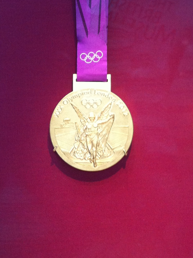 Olympic gold.