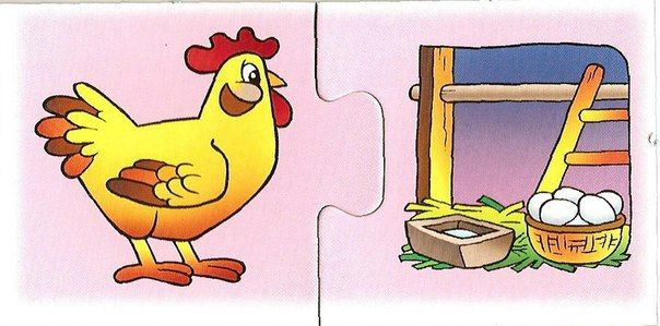 Puzzles muy coloridos para aprender dónde viven los animales. Imprimimos, recortamos y ¡listo! Es un juego muy colorido que llamará atención de cualquier niño. Mírame y aprenderás en Facebook…