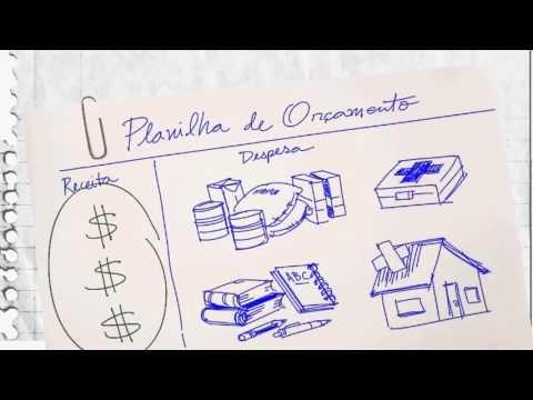 Orçamento Público - Vídeo 08 - LOA Lei Orçamentária Anual - Receitas e D...
