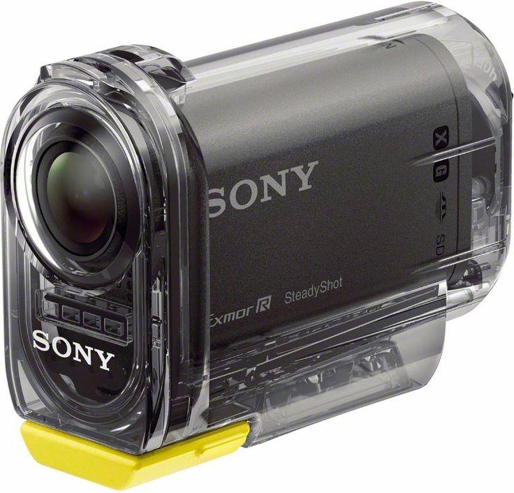 Le boîtier qui accompagne la caméra embarquée Sony Action Cam est 100% étanche