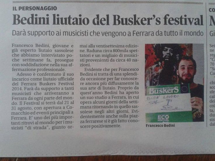 #buskers #liutaio #bedinicustoguitars #chitarra #musica #music #guitar #modena #ferrara