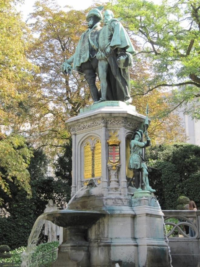 william of orange statue glasgow