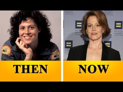 """""""Alien"""" 1979 Then and Now 2017"""