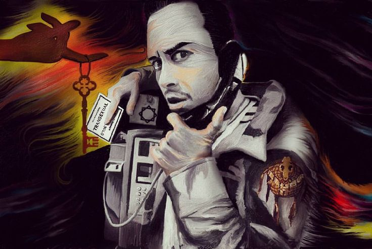 Just seen a picture of Mike Patton, and thought to paint it...so here's my painting of Mike Patton #mikepatton #tomahawk #anonymus #album #peepingtom #key #faithnomore #painting #art #music #paintingisfun #artislife #lifeisart ;-)