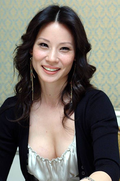 Lucy Liu at the Four Seasons in Beverly Hills, California