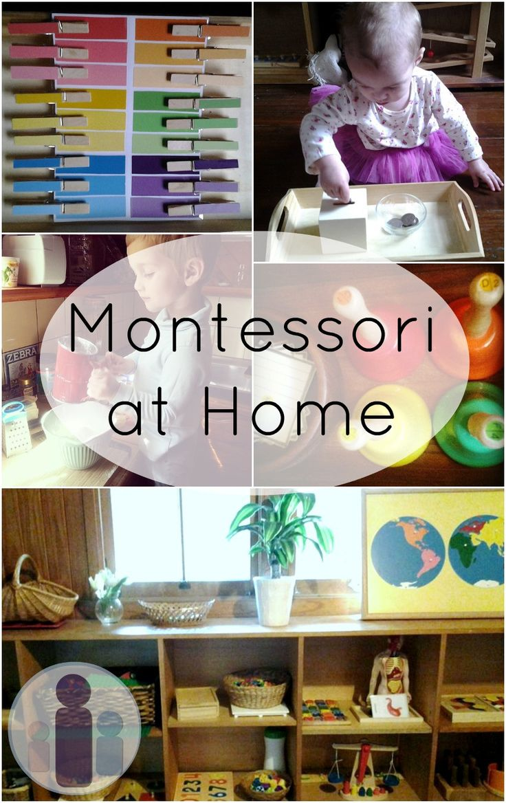 montessori at home...this girl has TONS of activities with homemade Montessori tools!