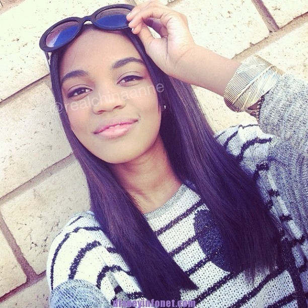 China Anne McClain To Be On December Cover Of Kontrol Girl (@realchinaanne, @KontrolGirl)